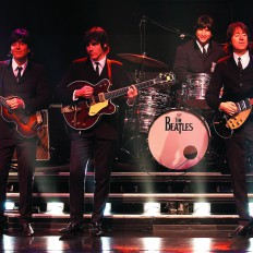 "Beatles-Musical ""all you need is love!"""
