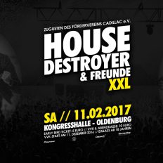 House Destroyer Oldenburg