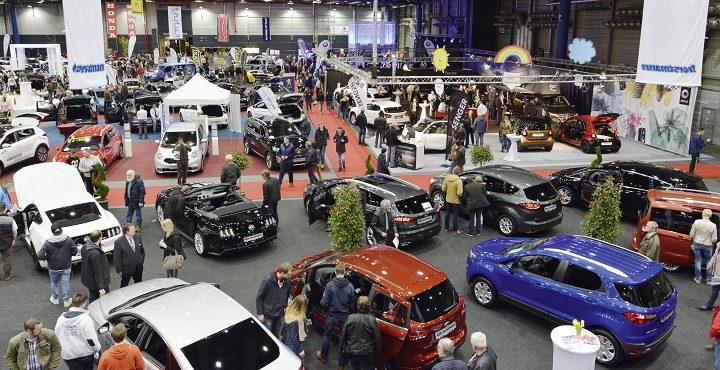 LB automesse 2016 Messehalle