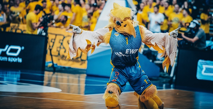 07.06.2017 easyCredit Basketball-Bundesliga Playoffs Finale Spiel 2 :  EWE Baskets - Brose Bamberg